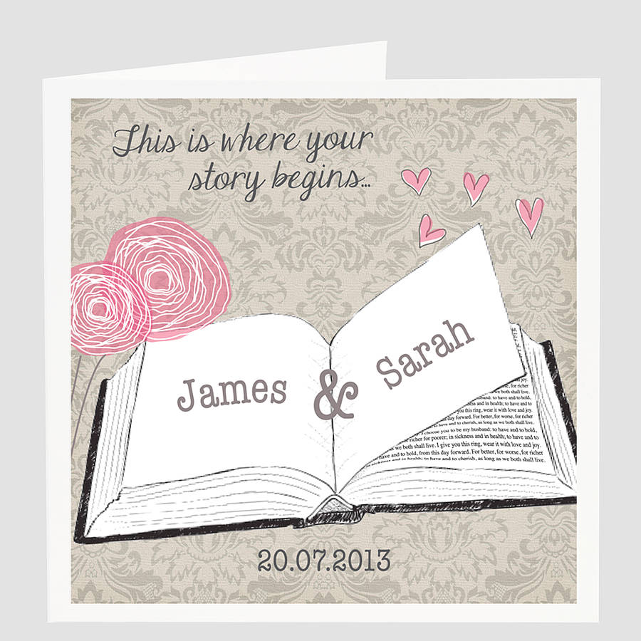 Personalised Wedding Gift Cards : ??? ?????????????? Weddingcard.jp